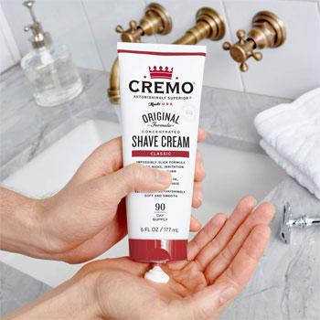 Cremo Original Concentrated Shave Cream