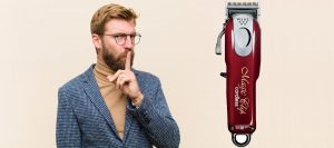 How to make clippers quiet
