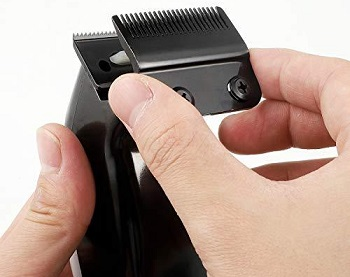 Replace hair clipper blades